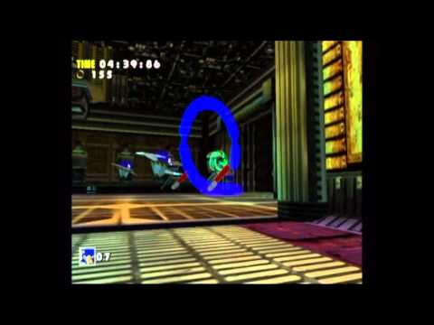 Sonic Adventure DX (GC) Sonic - Final Egg Missions Level B and A