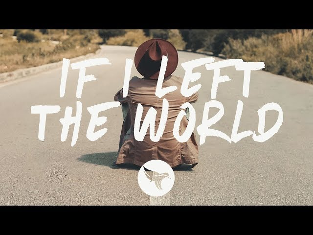 Gryffin - If I Left The World (Lyrics) feat. MARINA & Model Child