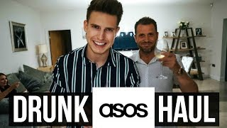 Gambar cover Doing An Asos Haul For My Dad *DRUNK TRY ON*