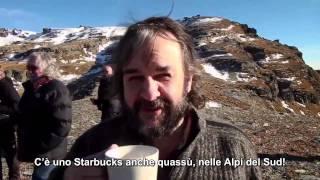 Lo Hobbit - Videoblog # 2 sottotitolato in italiano
