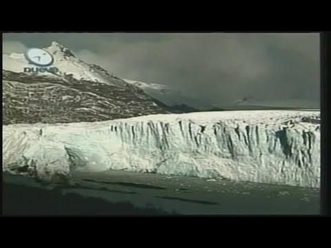 Antarctic glacier melting rapidly