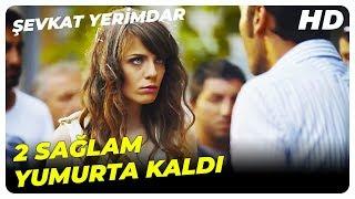 Pelin ve Şevkatin Olaylı Tanışması  Şevkat Yerimdar Türk Komedi Filmi