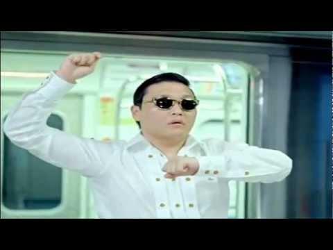 PSY Gangnam Style Magyar Szöveggel.