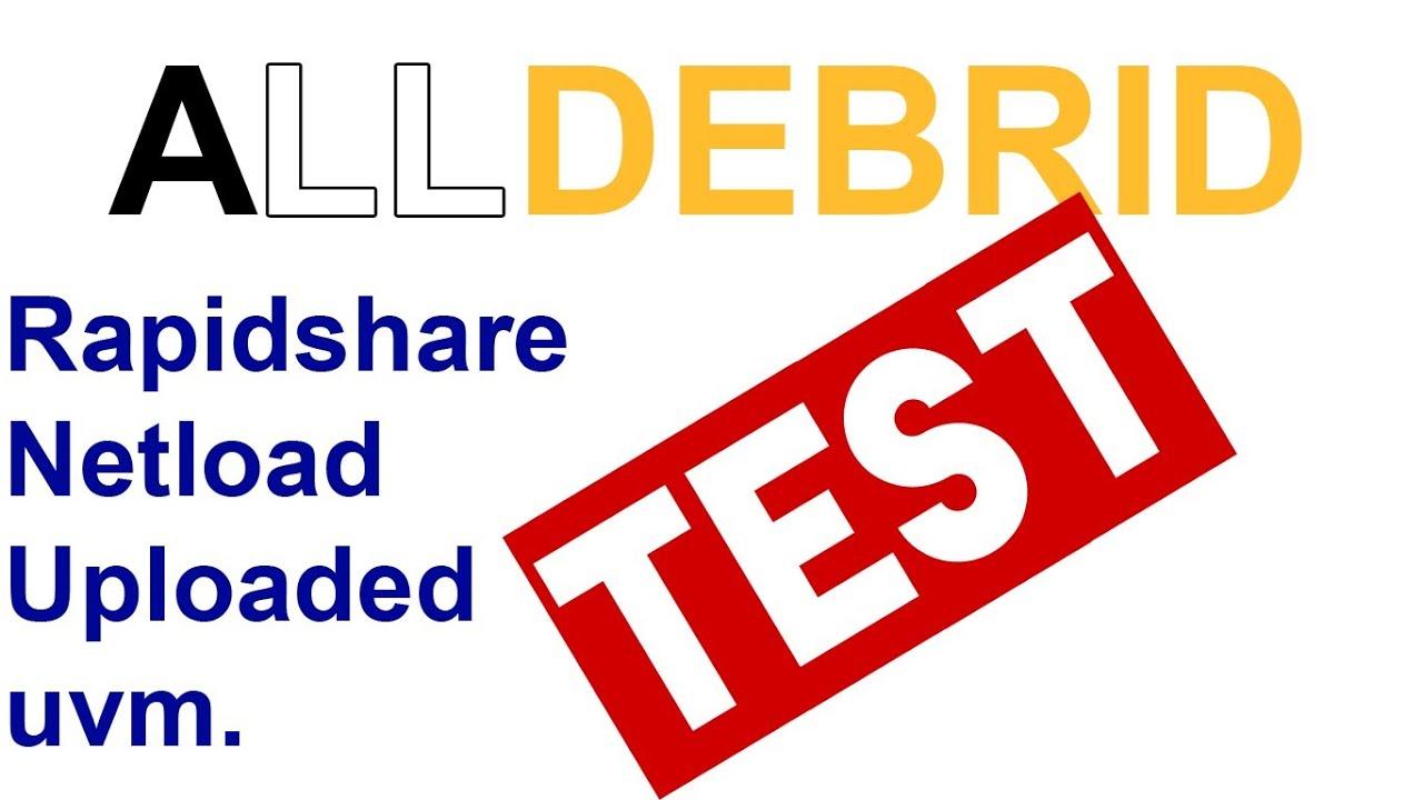Multihoster AllDebrid im Test (Erfahrungsbericht)