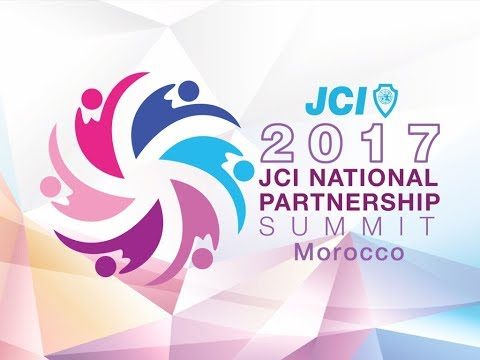 JCI National Partnership Summit Morocco​ 2017