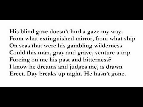 """Nightmare,"" by Jorge Luis Borges"