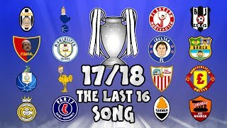 Download Video 🏆THE LAST 16🏆 Champions League Song - 17/18 Intro Parody Theme! MP3 3GP MP4
