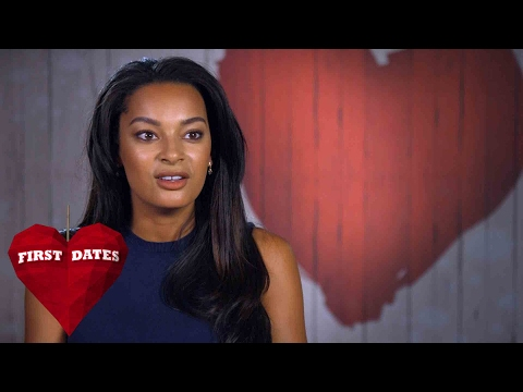 Thumbnail: Guys Won't Say Hello To Model Kelly | First Dates Hotel