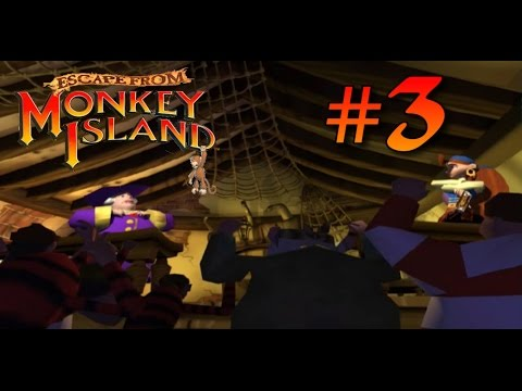 Good Times. Free Grog - Escape from Monkey Island™ - Part 3