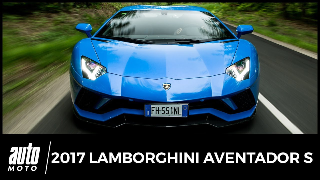 2017 lamborghini aventador s essai sacrebleu acceleration sound youtube. Black Bedroom Furniture Sets. Home Design Ideas