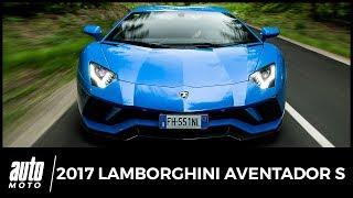 2017 Lamborghini Aventador S [ESSAI] : sacrebleu ! (acceleration + sound)