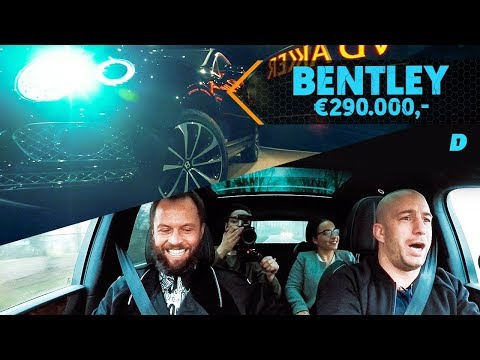 De rijdende ROLEX: Bentley Bentayga || #DAY1 #DailyDriver Afl. #7