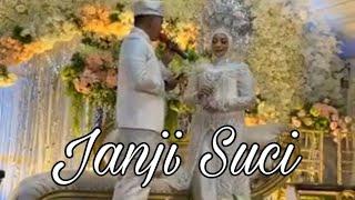 Download 103❤️Lagu Janji Suci oleh pengantin pak Polisi di Ambon