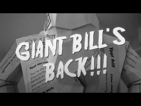 Zap your Giant Bill with Octopus Energy