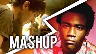 Childish Gambino & Owl City - Fire Fly / Fireflies (MASHUP)