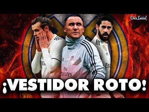 EL FIN DE LAS ESTRELLAS DEL REAL MADRID