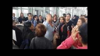 Viajeros insatisfechos con el servicio de las aerolineas - Compártelo!