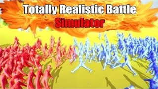 ROBLOX Totally Roblox Battle Simulator the campaign