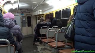 Wołgogradzki Szybki Tramwaj Stacja Komsomolska  Волгоградский Скоростной Трамвай