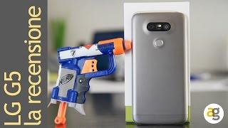 LG G5 la recensione