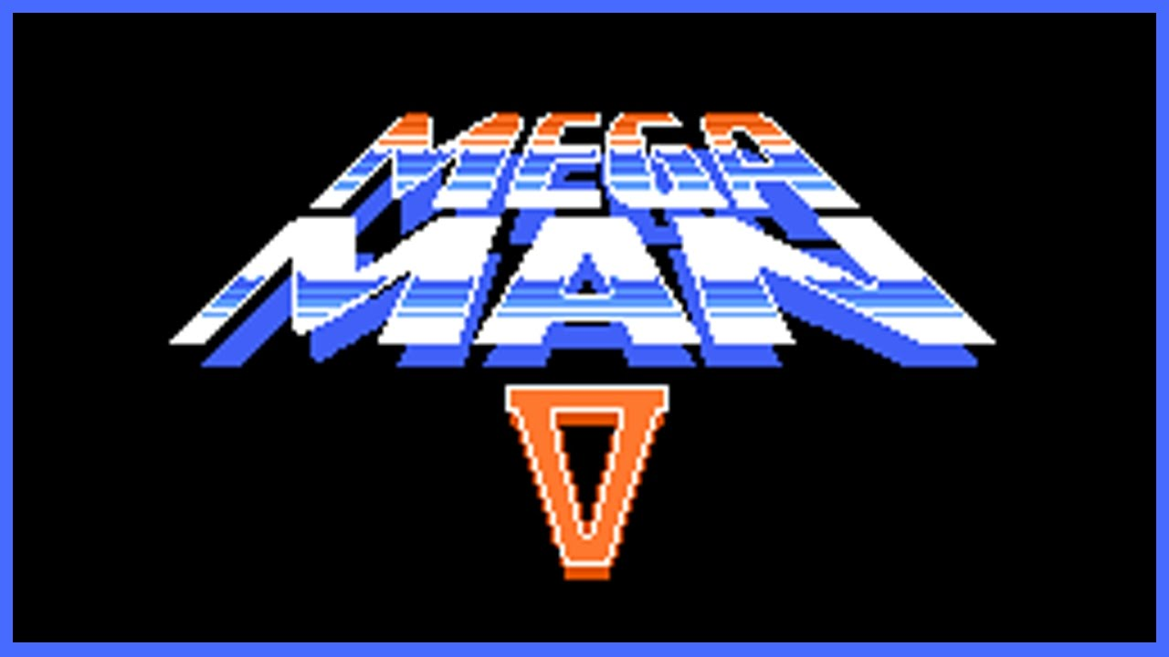 Mega Man 5 review SNESdrunk YouTube