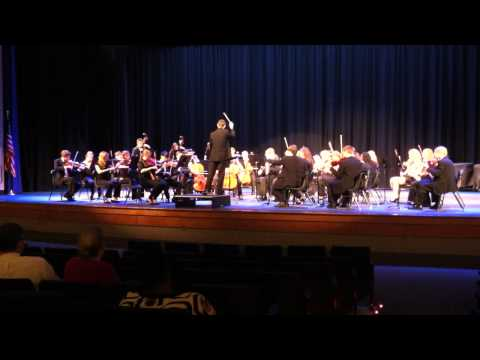 Shelby High School Chamber Orchestra