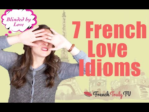 7 French Love Expressions