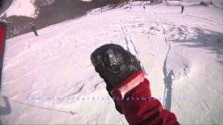 Powder Addiction Snow Cat Skiing Winter Park, CO.mov