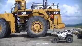 Caterpillar 994 V16