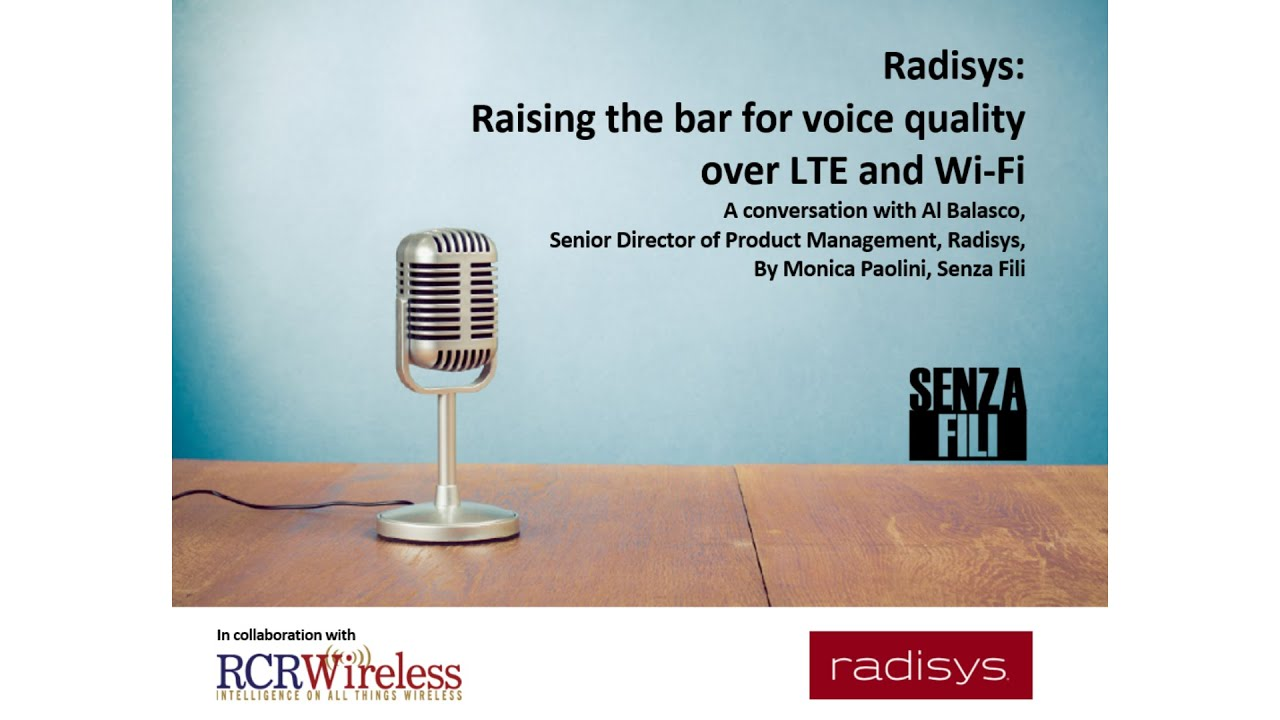 Raising the bar for voice quality over lte and wi fi youtube raising the bar for voice quality over lte and wi fi baditri Gallery