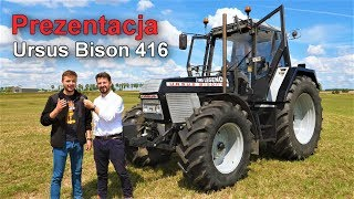 "Ursus Bison 416 (96r) ""Ursus 1634"" - Rolnik Szuka Traktora, Gość Matheo780 (Prezentacja)   56"