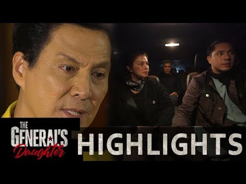 Tiago speculate Rhian and Marcial return for him | The General's Daughter