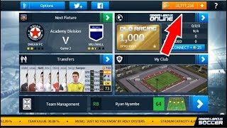Download & Install Dream League Soccer 18 Unlimited Money