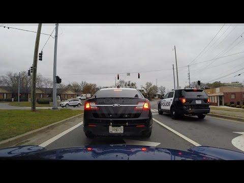 Driving in Cobb County, Georgia  --  21