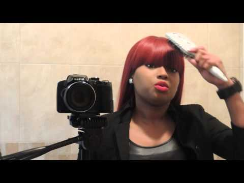 Show And Tell - 21 Tress Uba Wig Color RB35