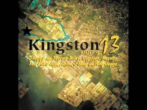 KINGSTON 13 RIDDIM MIXX BY DJ-M.o.M ALAINE, SHAGGY & TARRUS RILEY, GYPTIAN, J BOOG and more