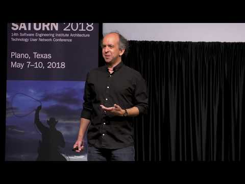 SATURN 2017 Keynote: Software is Details