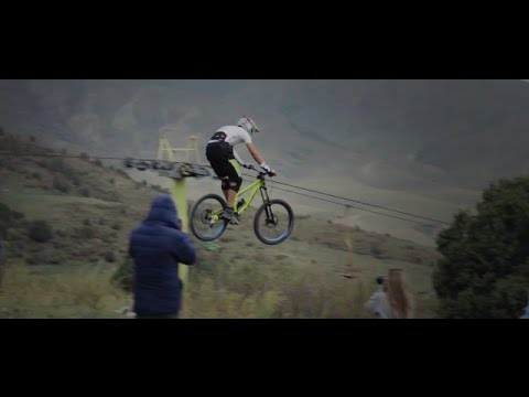 Mountain Bike Downhill Season Closure 2015 | Bishkek,Kyrgyzstan