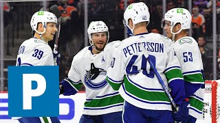 Canucks: Pettersson won't panic over slow start | The Province