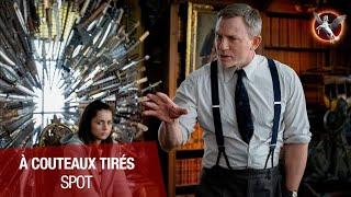 À COUTEAUX TIRÉS - Daniel Craig mène l'enquête [VF]