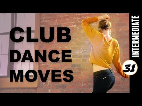 Reverse Body Roll - Club Dance Moves Tutorial Part 31