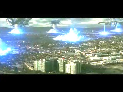 Alien War – Incredible  Footage