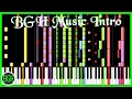 IMPOSSIBLE REMIX - BGH Music Intro Theme