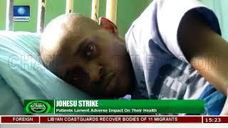JOHESU Industrial Action Cripples Kogi Health Sector | News Across Nigeria |
