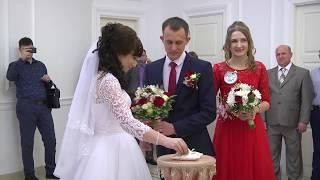 свадьба +в липецке.Илья и Елена ЗАГС