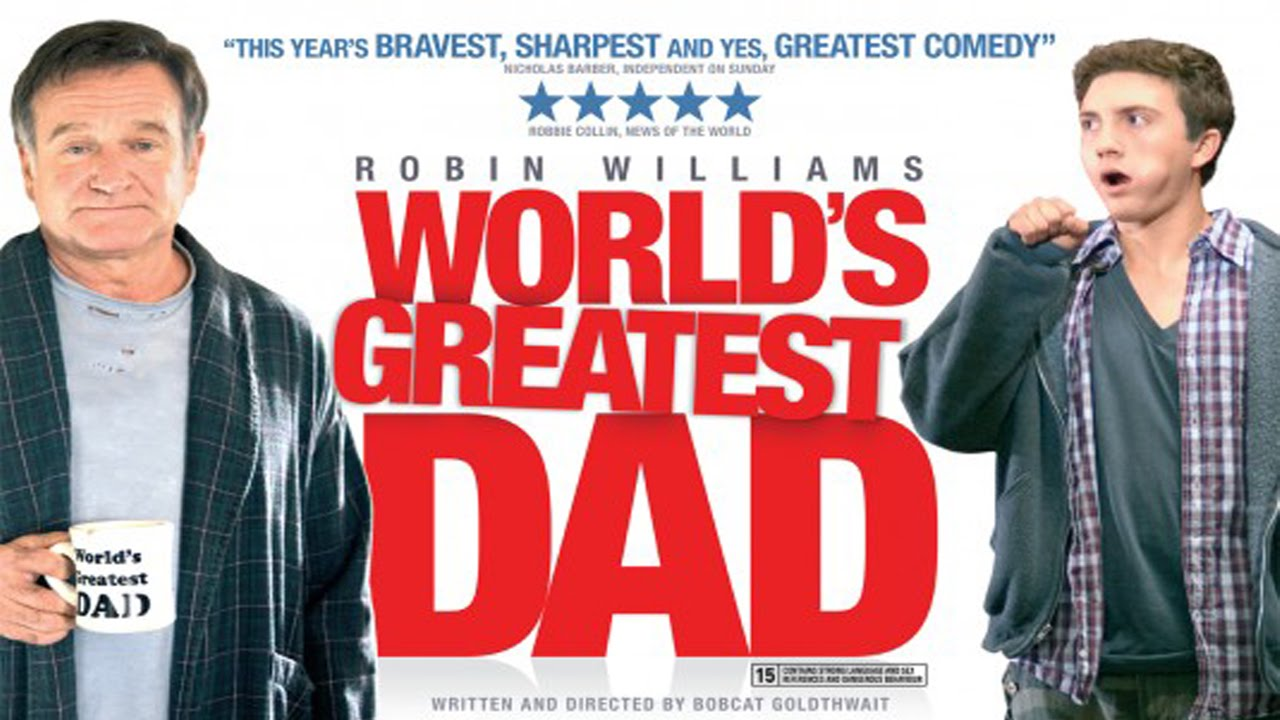 World's Greatest Dad and That Memorable Scene