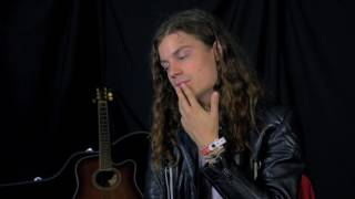 BØRNS interview - Garrett Borns (part 2)