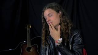 BØRNS interview - Garrett Borns (part 2)