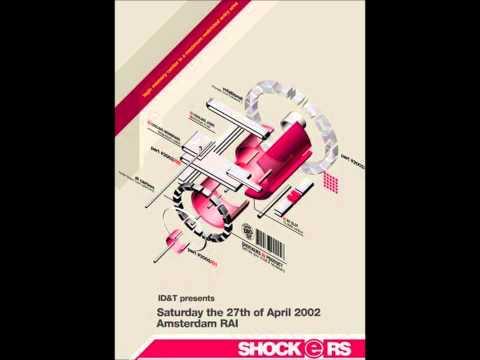 Pascal F.E.O.S Live @ Shockers Amsterdam (27.04.2002)