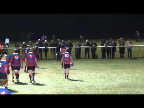 Mike Adamson Glasgow u18 v Caley u18 11 Dec 2013